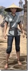 Budi-Shirt and Galligaskins - Female Front