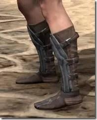Dark Brotherhood Iron Sabatons - Female Side