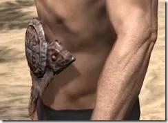 Draugr Iron Girdle - Male Side