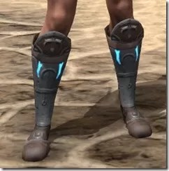 Dro-m'Athra Rawhide Boots - Female Front