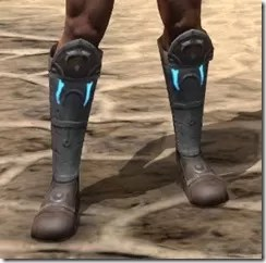 Dro-m'Athra Rawhide Boots - Male Front