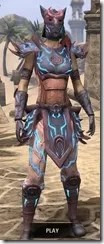 Dro-m'Athra Rawhide - Dyed Front