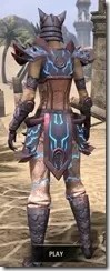 Dro-m'Athra Rawhide - Dyed Rear