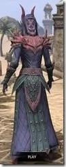 Ebonheart Pact Homespun - Dyed Robe Rear