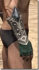 Ebonheart Pact Homespun Gloves - Male Right