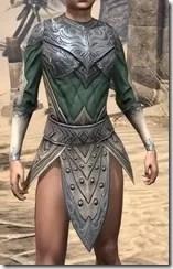 Ebonheart Pact Homespun Jerkin - Female Front