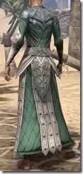 Ebonheart Pact Homespun Robe - Female Rear