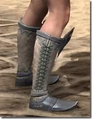 Ebonheart Pact Homespun Shoes - Female Right
