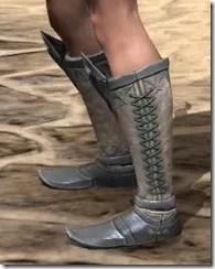 Ebonheart Pact Homespun Shoes - Female Side