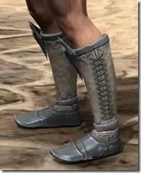 Ebonheart Pact Homespun Shoes - Male Side