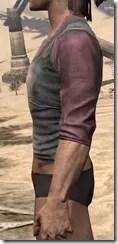 Layered Shirt - Male Side