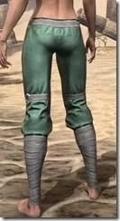 Minotaur Homespun Breeches - Female Rear