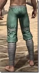 Minotaur Homespun Breeches - Male Rear