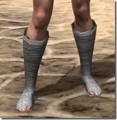 Minotaur Homespun Shoes - Female Front