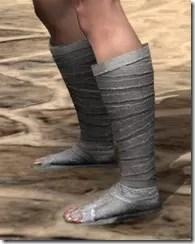 Minotaur Homespun Shoes - Female Side