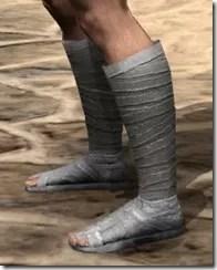 Minotaur Homespun Shoes - Male Side