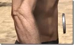 Minotaur Rawhide Belt - Male Right