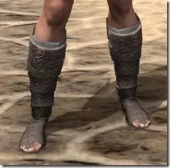 Minotaur Rawhide Boots - Female Front