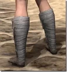Minotaur Rawhide Boots - Female Rear