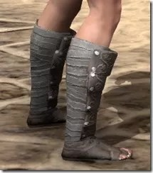 Minotaur Rawhide Boots - Female Right