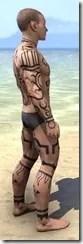 Necrmatic Sigil Body Tattoos - Male Side