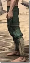 Outlaw Homespun Breeches - Male Side