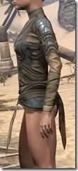 Outlaw Iron Cuirass  - Female Side