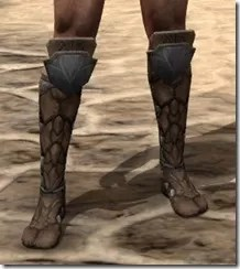 Outlaw Rawhide Boots - Male Front