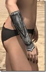 Primal Iron Gauntlets - Female Right