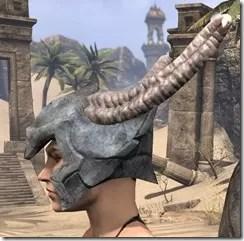 Primal Iron Helm - Female Side
