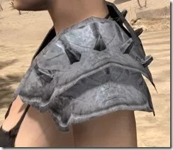 Primal Iron Pauldron - Female Side