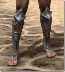 Primal Iron Sabatons - Male Front