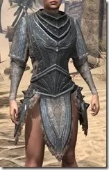 Skinchanger Iron Cuirass - Female Front