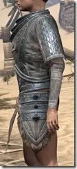 Skinchanger Iron Cuirass - Female Side