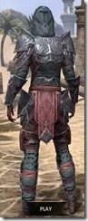 Thieves Guild Iron - Dyed Rear