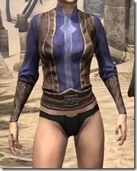 Vested Shirt and Cuffs - Female Front