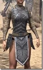 Yokudan Iron Cuirass - Female Front