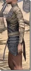 Yokudan Iron Cuirass - Female Side