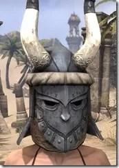 Yokudan Iron Helm - Female Front