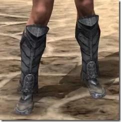 Yokudan Iron Sabatons - Female Front