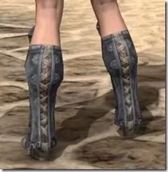 Yokudan Iron Sabatons - Female Rear
