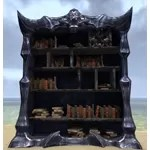 Coldharbour Bookshelf, Filled