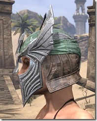 Divine Prosecution Light Hat - Female Side