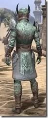 Divine Prosecution Light - Male Robe Rear