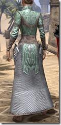 Divine Prosecution Light Robe - Female Rear