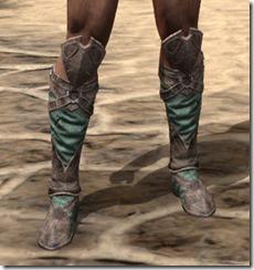 Divine Prosecution Light Shoes - Male Rear