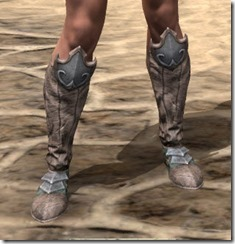 Divine Prosecution Medium Boots - Female Front