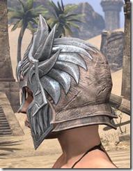 Divine Prosecution Medium Helmet - Female Side