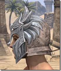 Divine Prosecution Medium Helmet - Male Side