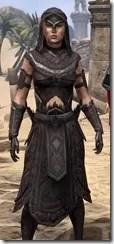 Elemental Succession - Female Robe Close Front